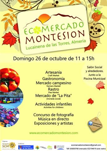 Ecomercado Montesión, Lucainena de las Torres, Almería